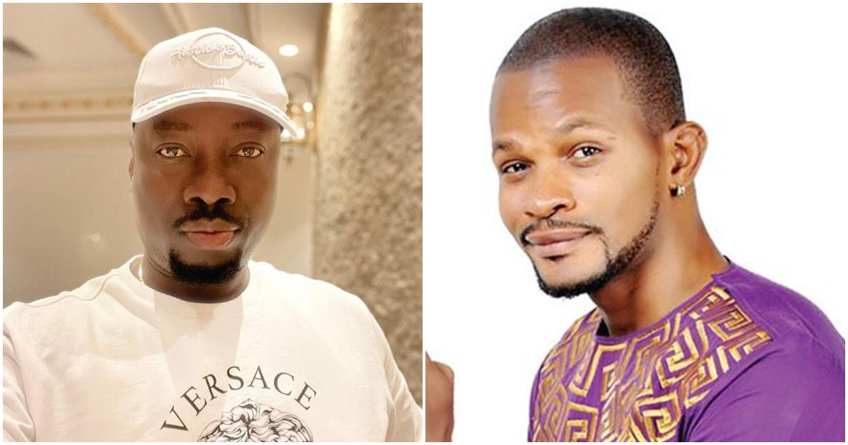 """""""The road to his mama burial is untarred, primary schools for oba no get roof"""" Uche Maduagwu slams Obi Cubana"""