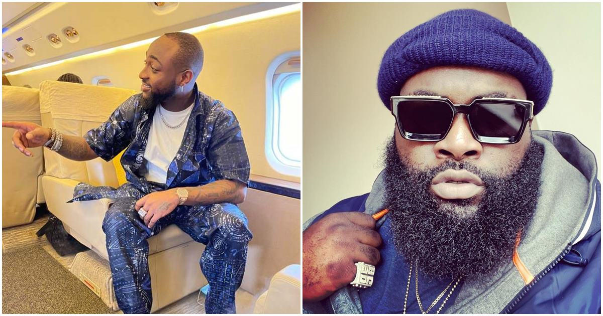 """Obama DMW's death: """"Davido is with me and he is okay"""""""