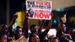 REVEALED: Identities Of Nine EndSARS Protesters Still Wallowing In Police Detention In Lagos