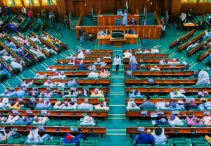 BREAKING: Another Fight Erupts As House of Reps Members Disagree Over Electoral Bill Report