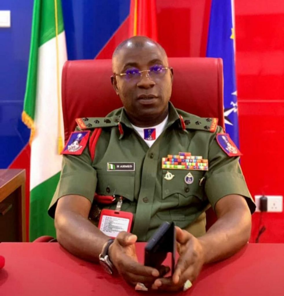 BREAKING: Sister Of Murdered Nigerian Army General Hassan Ahmed Released After 13 Days