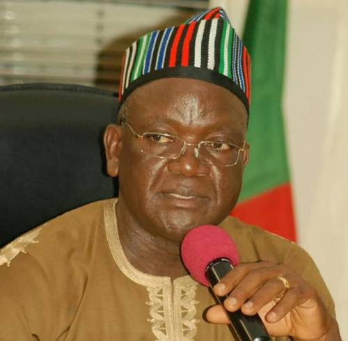 I Would Rather Die Than Surrender My Land To Fulani, Says Benue Governor, Ortom
