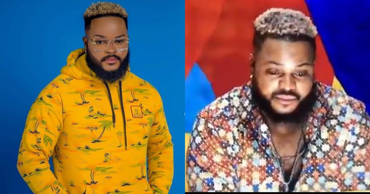 """#BBNaija: """"I don't know how to approach women, they come to me instead"""""""