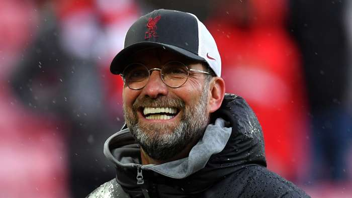 'We Don't Want More Players' – Klopp Insists He Is Happy With Liverpool Squad