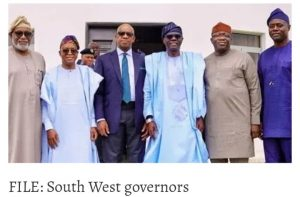 South-West Governors Propose Supreme Courts For Geopolitical Zones