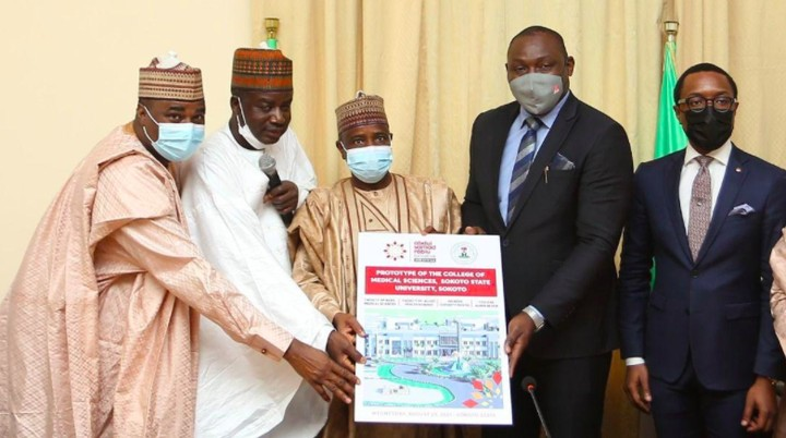 Sokoto State Gets ₦2.5 Billion ASR Africa Tertiary Health Systems Support Grant