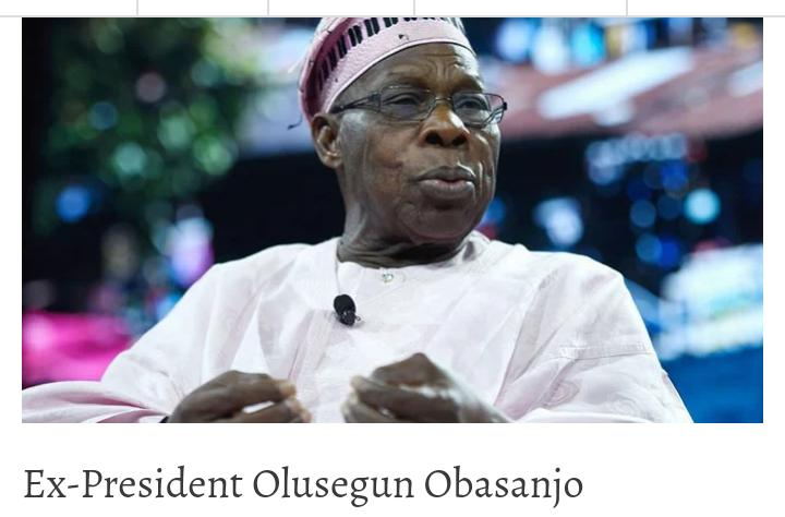 Obasanjo: Even As Christian, I Refused To Finance CAN Building With Govt Fund