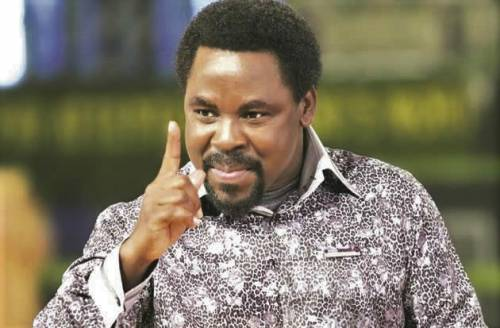 TB Joshua Died The Day He Asked For Bank Account To Pay N200m Ransom – Teacher
