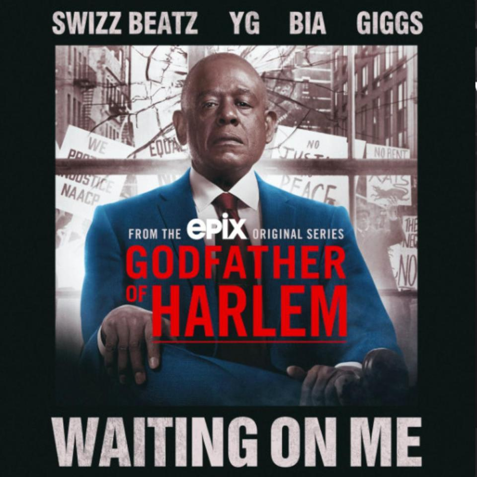 Waiting On Me by Godfather of Harlem Ft. Swizz Beatz, YG, BIA & Giggs – Mp3 Download