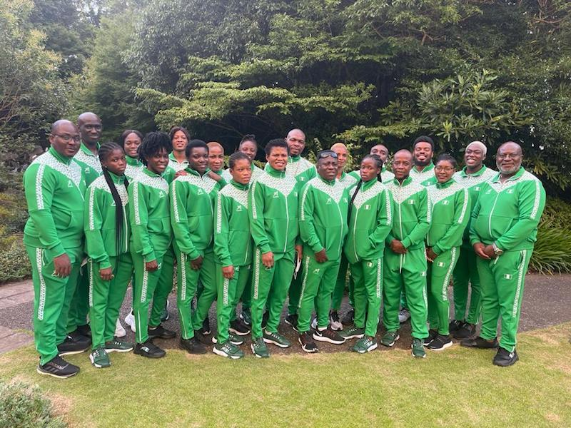 Team Nigeria crash out of another big event at Olympics