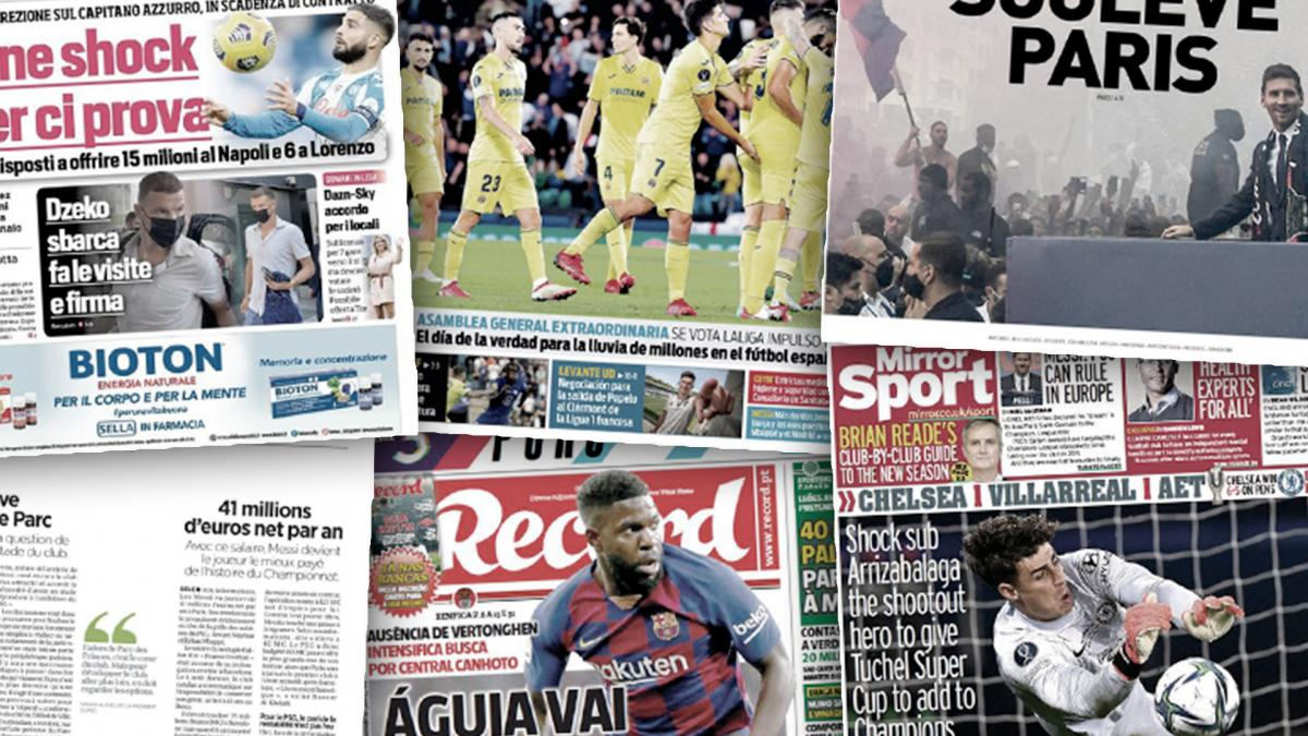 Europe questions the unlimited resources of PSG, war is declared between the duo Real Madrid-FC Barcelona and other La Liga clubs