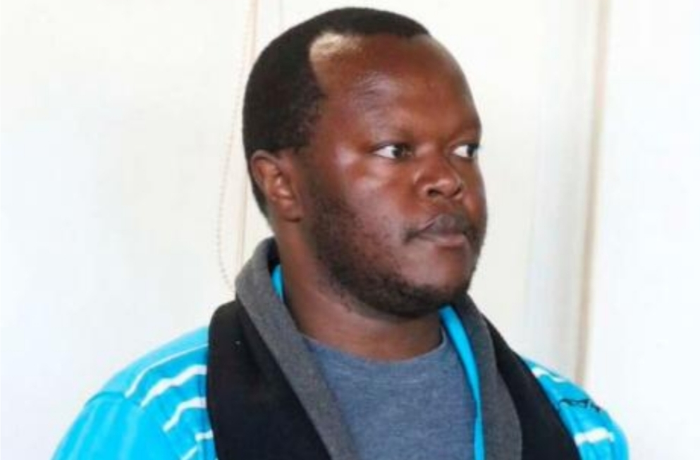 Former KDF Major Peter Mugure In Trial Over Wife And Children's Murder, Sues KDF For Stopping His Salary