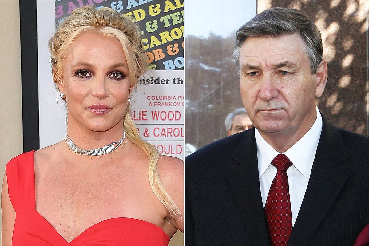 Britney Spears' father to step down from conservatorship