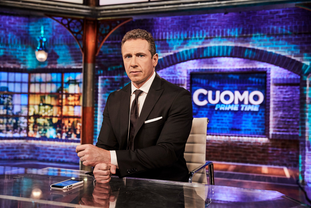 CNN's Chris Cuomo Defends Relationship With Brother in Return to Air