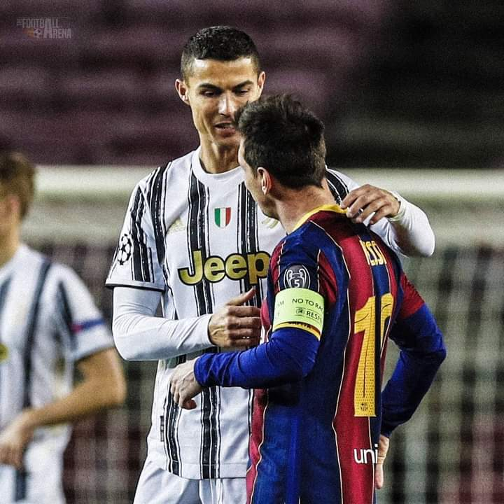 Cristiano Ronaldo's And Messi's Statistics In The Past Years
