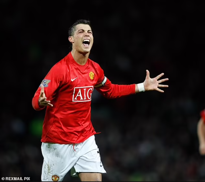 Cristiano Ronaldo's £19.4m Move To Manchester United Sees Shares Soar By Eight Percent
