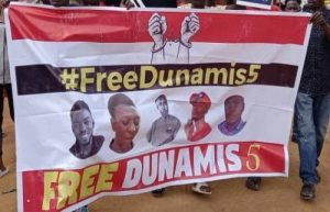 5 Activists Arrested From Dunamis Church Spend 28 Days In Cell As DSS Violates Court Order, Bail Conditions