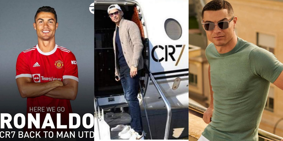 Official agreement reached as Cristiano Ronaldo re-joins Manchester United from Juventus
