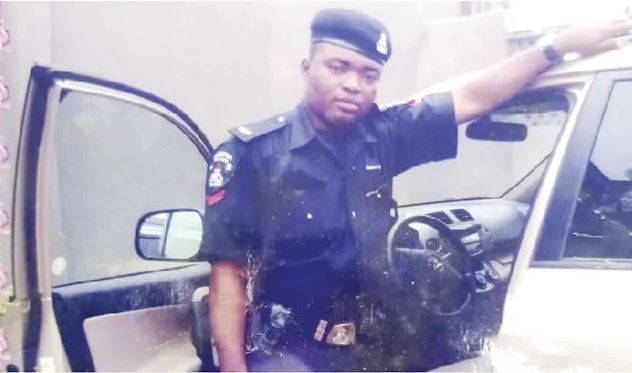 My Daughter Is Crying For Her Father – Widow Of Policeman Lynched By Lagos Protesters Speaks