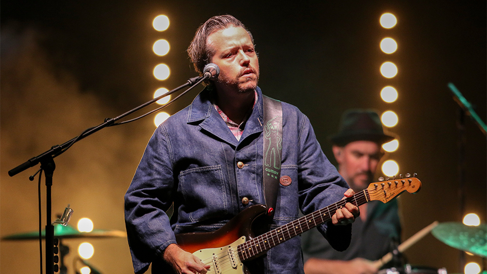 Jason Isbell on Vax Mandates: 'Some of Us Saw the Building on Fire'