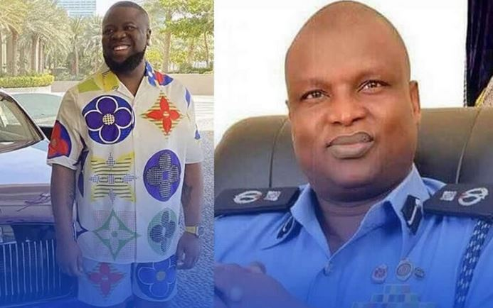 IGP Recommends Abba Kyari For 'Immediate' Suspension Over Hushpuppi Scandal