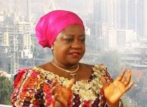 """""""We Must Stand By Our Nation, Jealously""""- Lauretta Onochie Says As She Reacts To Recent Developments In Afghanistan"""