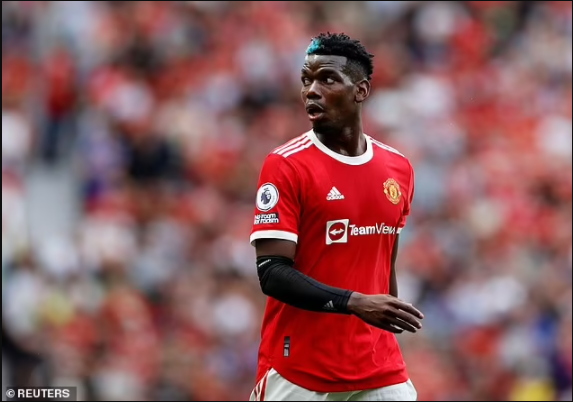 PSG 'Are Willing To Offer Paul Pogba £510,000-A-Week In Wages If He Joins Them For Free Next Summer'