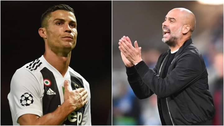 Pep Guardiola's Response When Asked If Man City Would Have Signed Cristiano Ronaldo If Manchester United Didn't