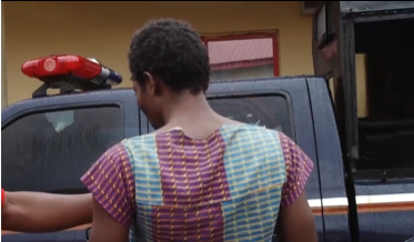 Nigerian Man Confesses To Defiling Four Year Old Girl (Video)