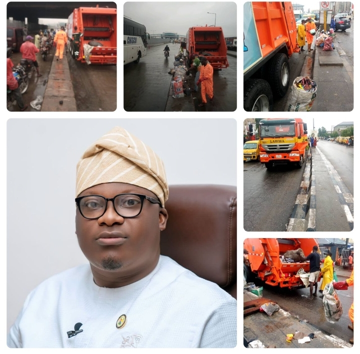 LAWMA To Complete Rehabilitation Of Lamdfills In Days