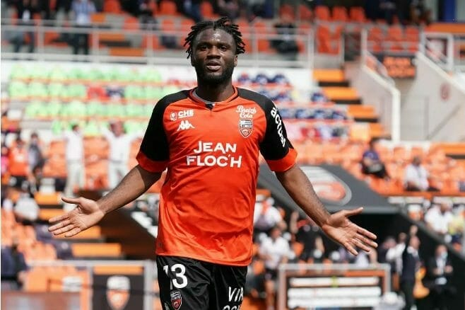 Terem Moffi Listed Among Five African Players To Follow In Ligue 1
