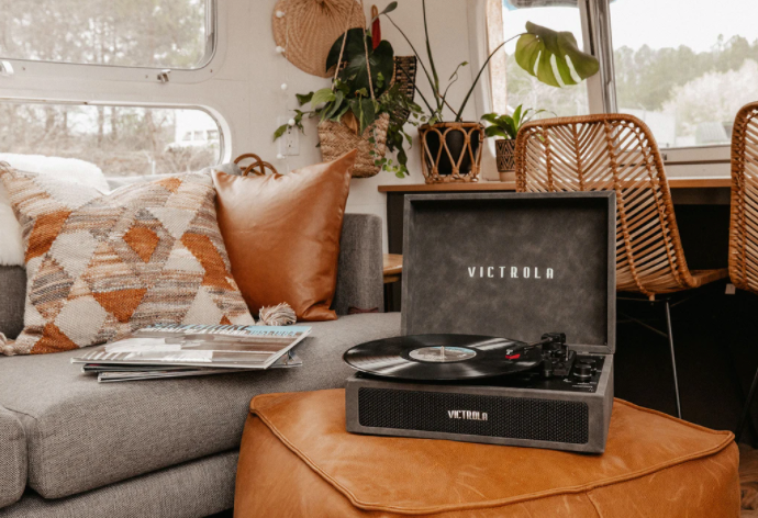 These Record Players Are All on Sale Right Now