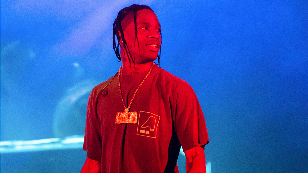 Travis Scott's Cactus Jack Films Inks Production Deal With A24