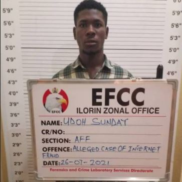 20-year-old Who Defrauded American Of $500 On Facebook Sentenced To One-year Imprisonment