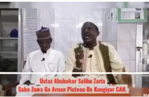 Pastor Seeks Probe As Islamic Cleric Threatens To Kill Many Christians In Plateau State If Muslims Are Attacked Again