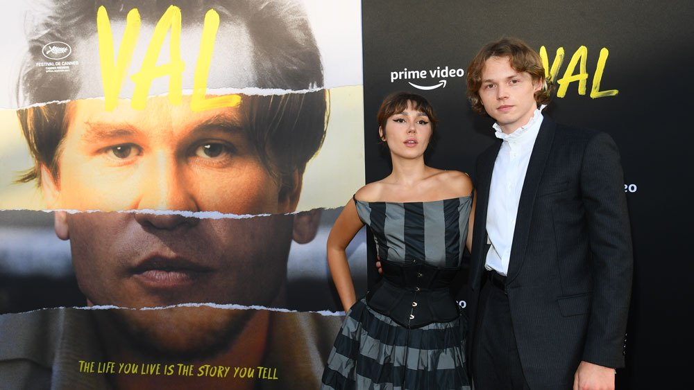 Val Kilmer's Kids Jack and Mercedes Give Update on Dad's Health