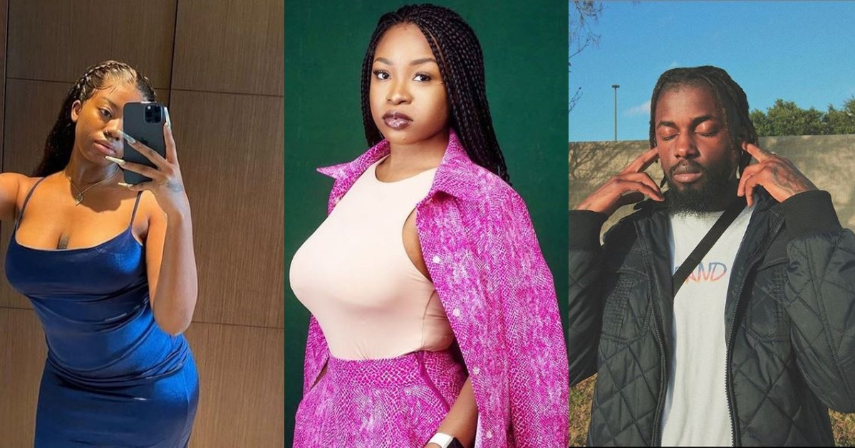 """#BBNaija: """"Don't restrict yourself to Jackie B, give other ladies a chance"""""""