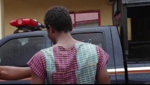 Nigerian Man Confessing To Defiling Four Year Old Girl