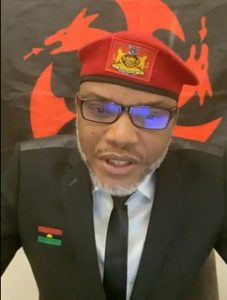 Nnamdi Kanu To Lead IPOB Monday Broadcasts From Detention