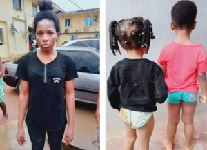 Two Kids Stolen By Housemaid In Lagos Rescued In Benin