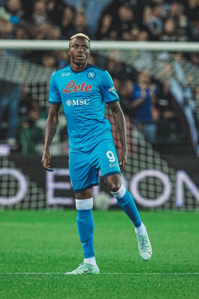 'We Have Quality In Attack'- Napoli Boss Spalleti Lavishes Praise On Osimhen After Win At Udinese