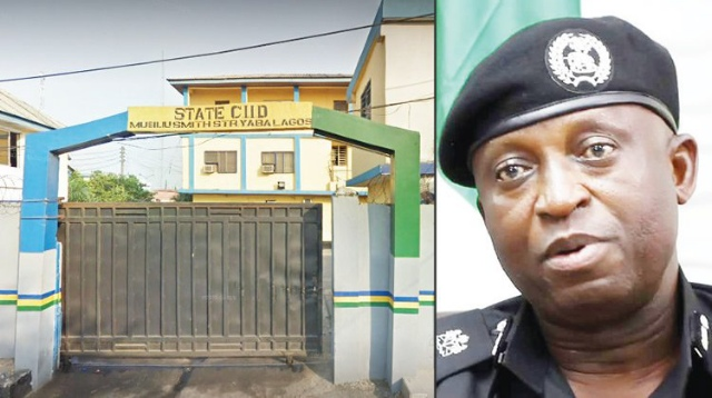 Lagos DPO Loses Gun After Alleged Office Sex, Detains Lover