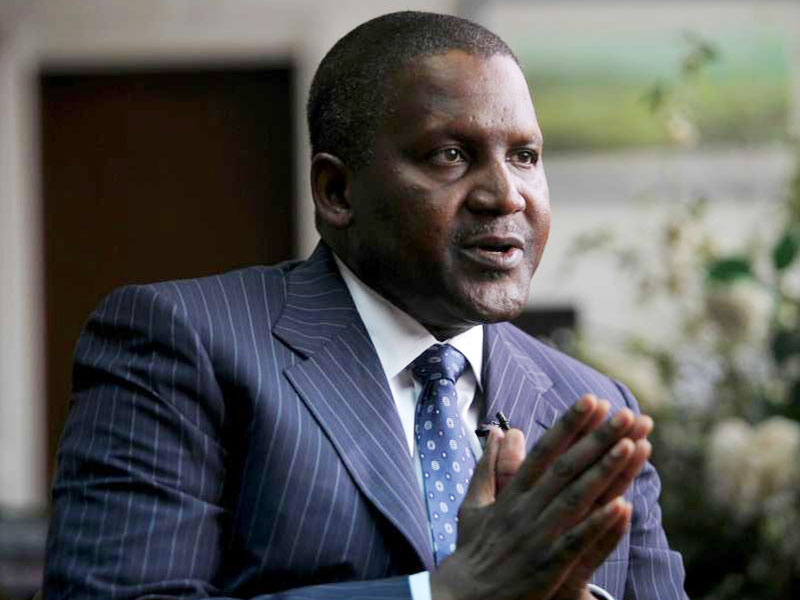 Why I Dumped Trading For Manufacturing – Dangote
