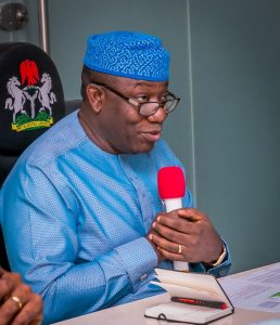 Fayemi's Opositon Of The $418 Milion Bailout Consultation Fee Was To Stop A Scam