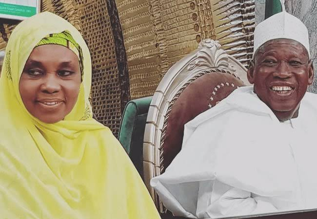Hafsat Ganduje Shuns EFCC Invitation Over Alleged Fraud Reported By Son