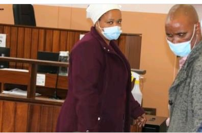 South African Woman Arrested For Hiring Hitmen Who Killed Her Husband And In-Law