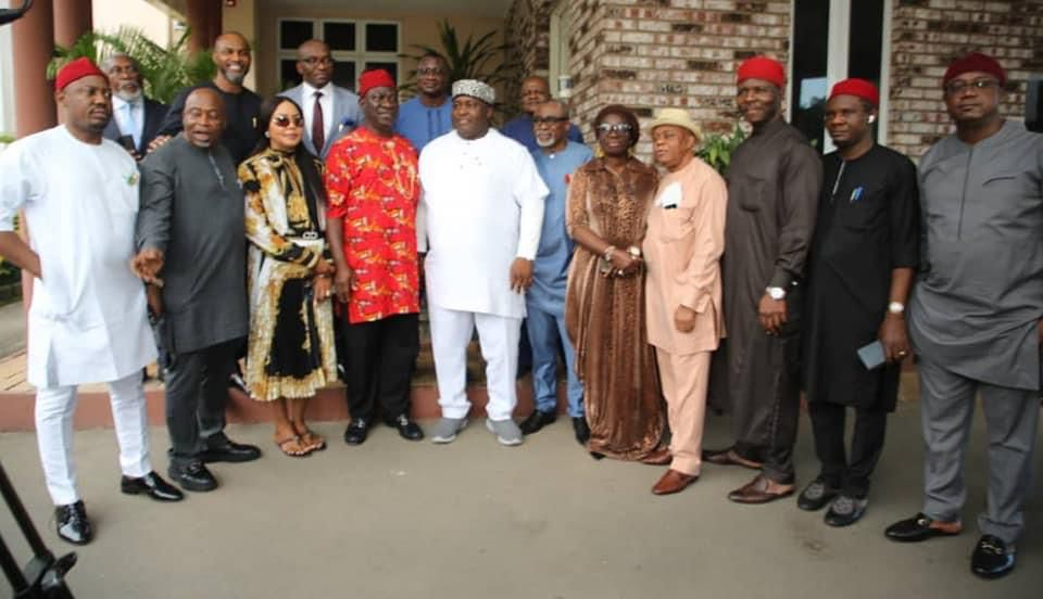 Southeast NASS Caucus Condemns Killings, Destruction In Igbo Land