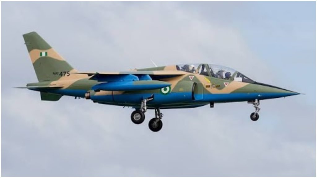 Air Force Denies Reported Bombardment Of Yobe Community