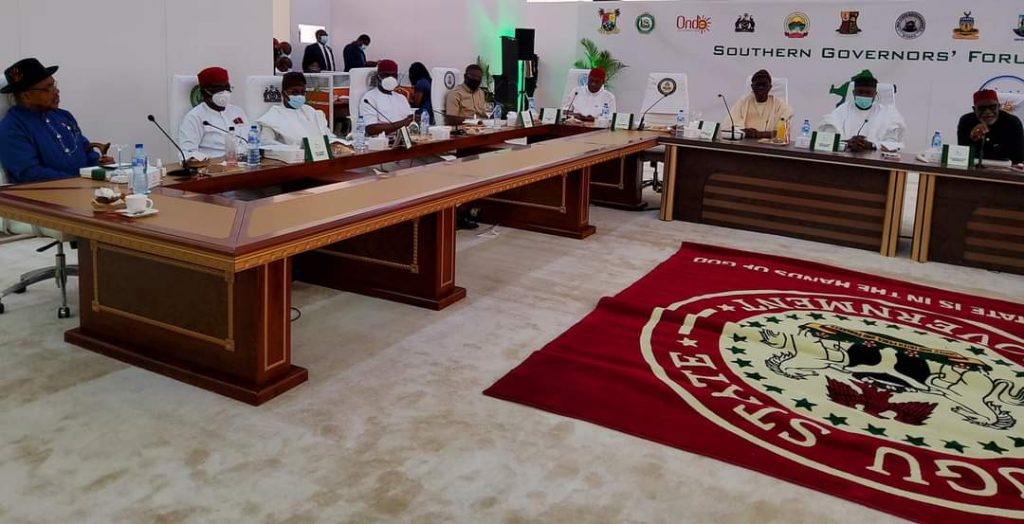 Four South-East Governors Absent At Southern Governors Forum In Enugu
