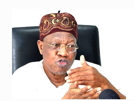 Lai Mohammed: Nigeria's Image Problem Caused By Media